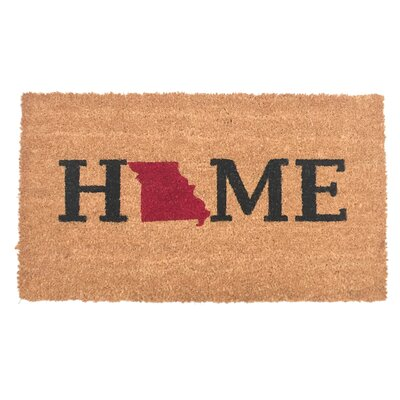 Elinor Welcome Home Back Coco Doormat