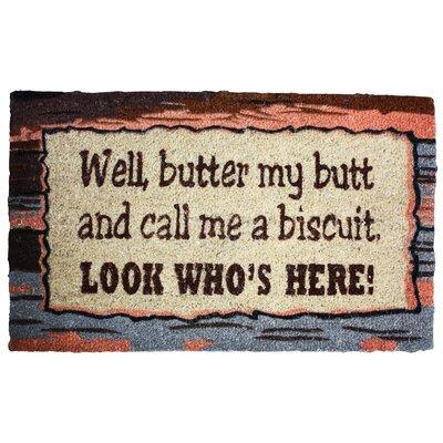 Riam Biscuit Coco Doormat