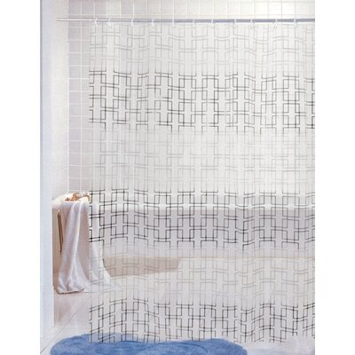 Wafford Graphics Vinyl Shower Curtain