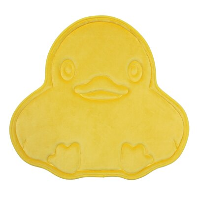 Gordon Kids Memory Foam Duck Bath Rug