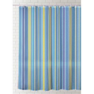 Destanee Vinyl Shower Curtain