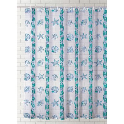 Casselman Rise and Shine Vinyl Shower Curtain