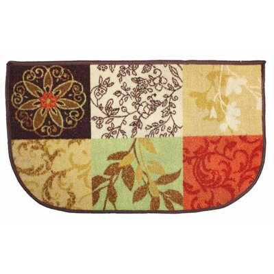 Tuscany Slice Kitchen Mat