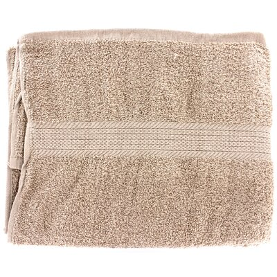 Linen Provence Bath Towel (Set of 3) Color: Linen