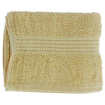 Linen Provence Bath Towel (Set of 3) Color: Buttermilk