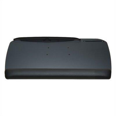 workRite Standard Keyboard Tray w/ Fixed Arm Mount -Tray Size:26