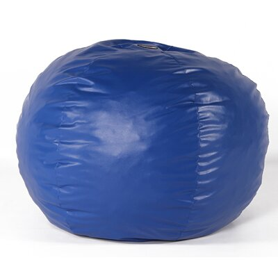 Big Wacky Sack Bean Bag Chair Upholstery: Blue