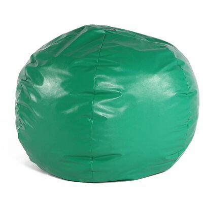 Big Wacky Sack Bean Bag Chair Upholstery: Green