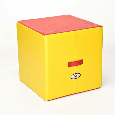 Foamnasium Block - Color: Red and Yellow, Size: Large at Sears.com