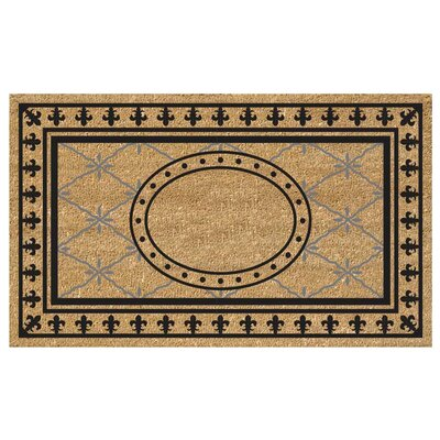 SuperScraper Bungalow Doormat Rug Size: Rectangle 16 x 26