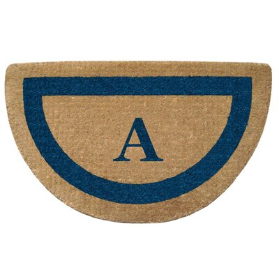 Half Round Heavy Duty Door Mat