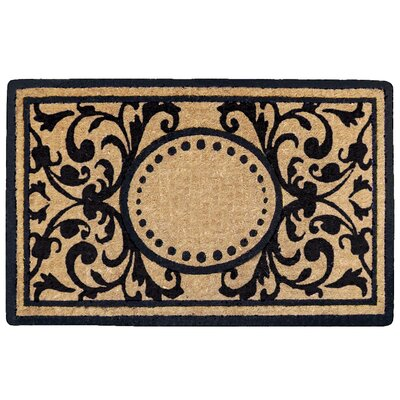 Plain Heritage Heavy Duty Door Mat