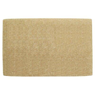 No Border Doormat Rug Size: 30 H x 48 W x 1.5 D