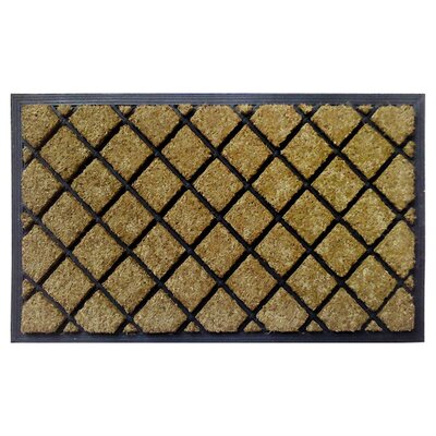 SuperScraper Lattice Doormat