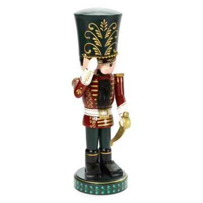 Zim's Heirloom Collectible Nutcracker The Cadet -  The Whitehurst Company, LLC, 30010