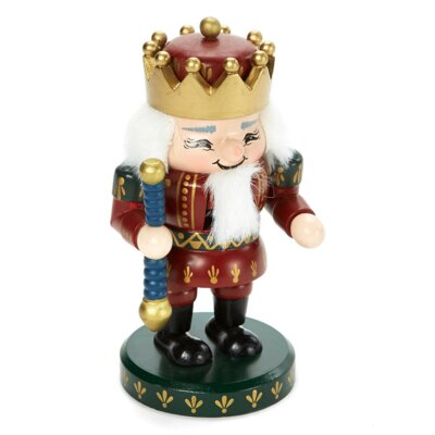 Zim's Heirloom Collectible Nutcracker Tall Soldier Figurine -  The Whitehurst Company, LLC, 30006A