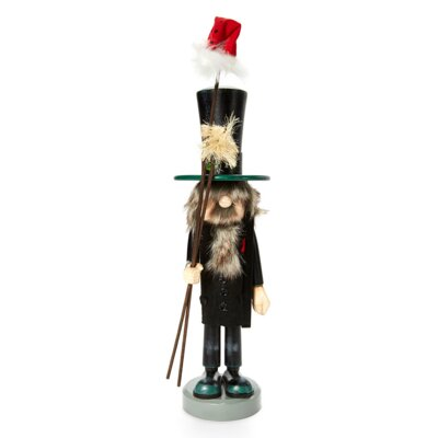 Heirloom Collectible Nutcrackers by Zim's Chimney Sweeper -  The Whitehurst Company, LLC, 30017