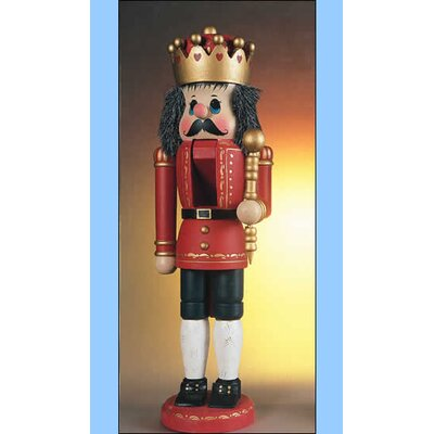 Heirloom Collectible Nutcrackers by Zim's Red King -  The Whitehurst Company, LLC, 30005