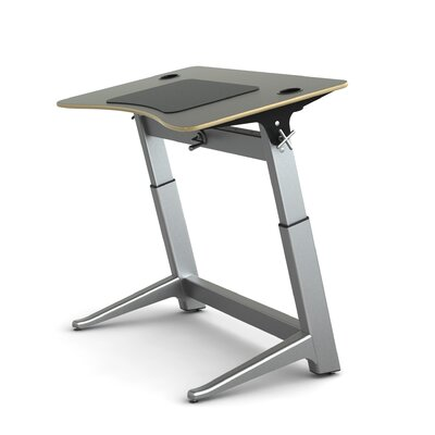 Locus Standing Desk Finish: Matte Black Product Picture 4163