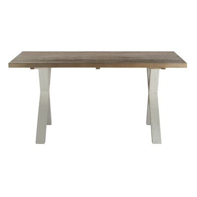 Hetzel Dining Table Table Base Color: Oak