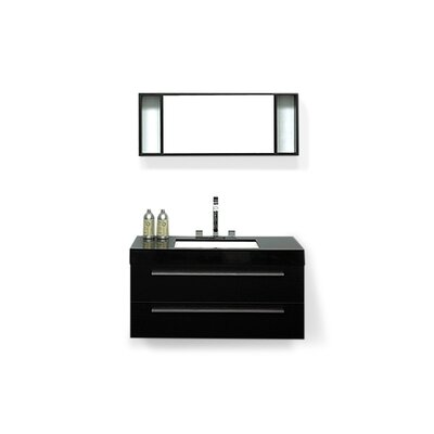 40 Modern Bathroom Vanity Set with Mirror