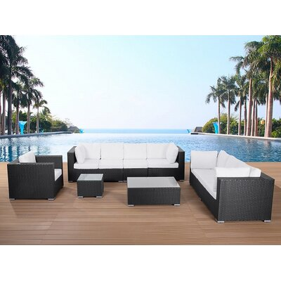 Deep Seating Outdoor Lounge Set with Cushions