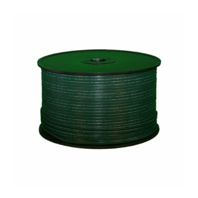 Zipcord Wire Size: 6000, Color: Green