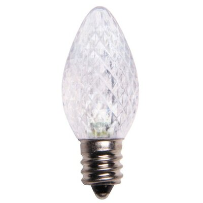1W LED Light Bulb (Pack of 25) Bulb Color: Pure White
