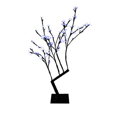 """30"""" Tall Cherry Tree Color: Blue"""