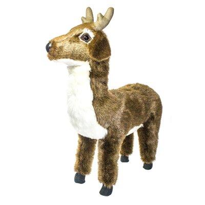 Deer Trek Ottoman