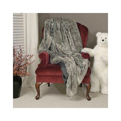 Grey Mist Throw Color: Grey Mist
