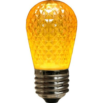 3.2W LED Light Bulb Bulb Color: Gold