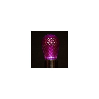3.2W LED Light Bulb Bulb Color: Purple