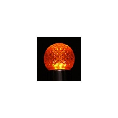 LED Light Bulb (Pack of 25) Bulb Color: Gold