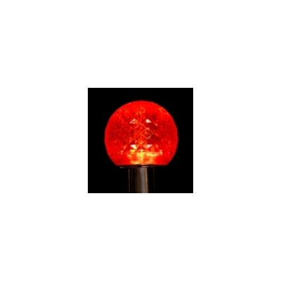 LED Light Bulb (Pack of 25) (Set of 25) Bulb Color: Orange