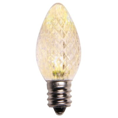 LED Light Bulb (Pack of 25) (Set of 25) Bulb Color: Warm White