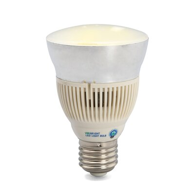 5W 110/120-Volt LED Light Bulb Bulb Color Temperature: Warm White
