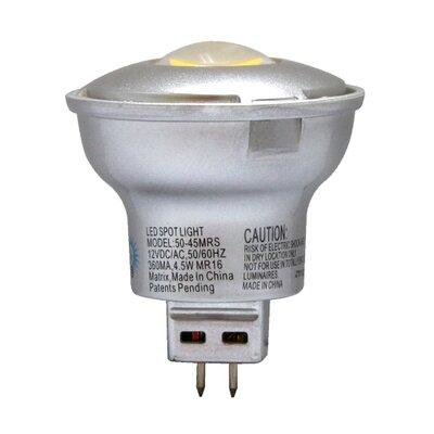 18W LED Light Bulb Bulb Color Temperature: Warm White (2800K)
