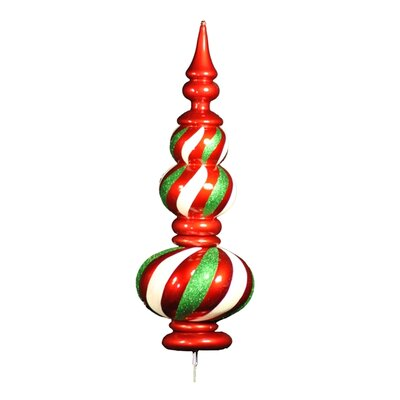 Finial Tree Topper Ornament