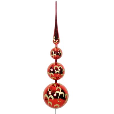 Finial Tree Topper Ornament