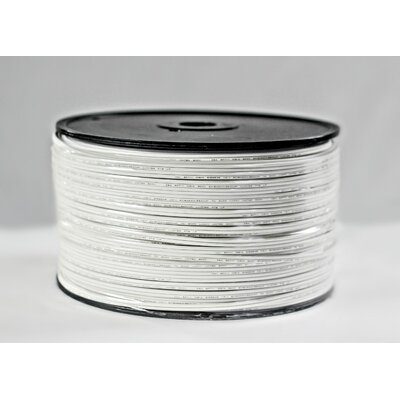 SPT-2 Zipcord Wire Color: White