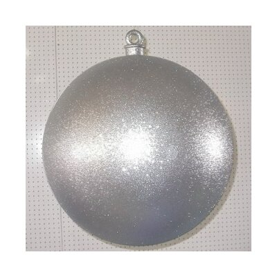Queens of Christmas Ball Ornament - Color: Silver