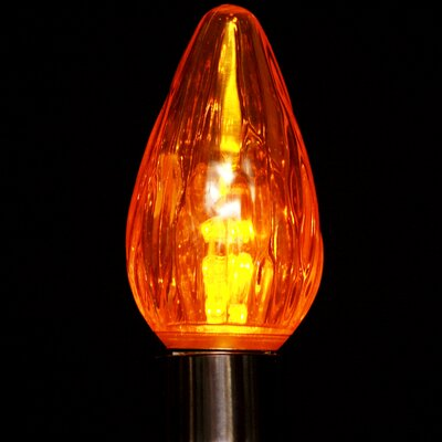 3.2W LED Light Bulb Bulb Color: Yellow / Gold