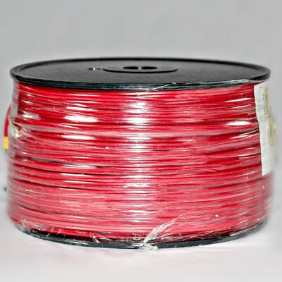 Zipcord Wire Size: 12000, Color: Red