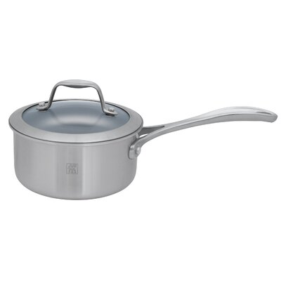Spirit Stainless Steel Saucepan with Lid