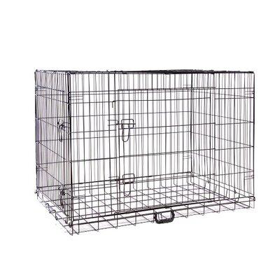 Pet Crate Size: 33 H x 30 W x 48 L