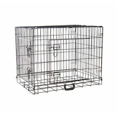 Pet Crate Size: 27 H x 24 W x 36 L