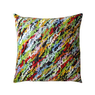 Love Abundant Throw Pillow