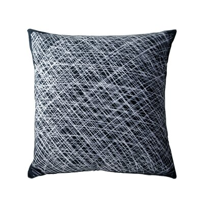 Web We Weave Throw Pillow