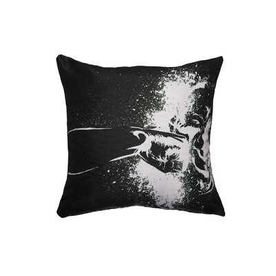 The Punch Throw Pillow
